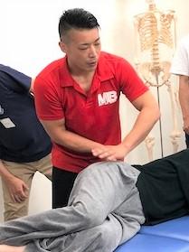 18年度9月『腰痛を解消するМB式』